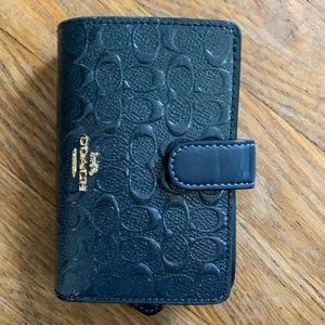 Coach F39172 Corner Zip Wallet